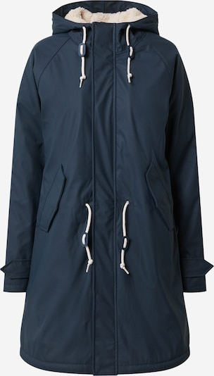 Derbe Prijelazna jakna 'Travel Cozy Friese' u mornarsko plava, Pregled proizvoda