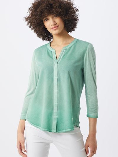 BRAX Bluse 'CLARISSA' in jade, Modelansicht