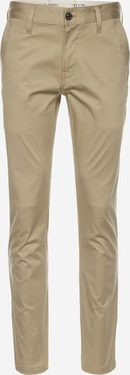 G-Star RAW Pantalon chino en beige, Vue avec produit