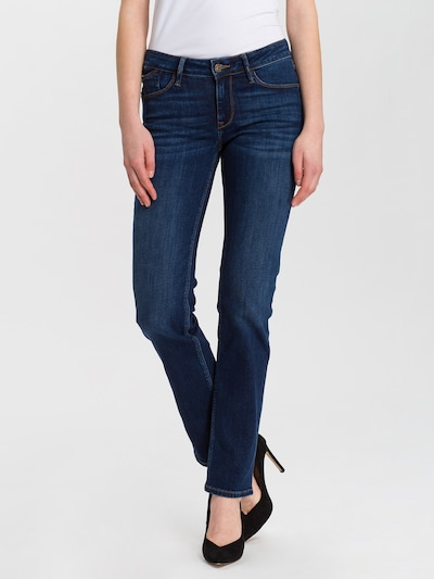 Cross Jeans Jeans 'Rose' in dunkelblau: Frontalansicht