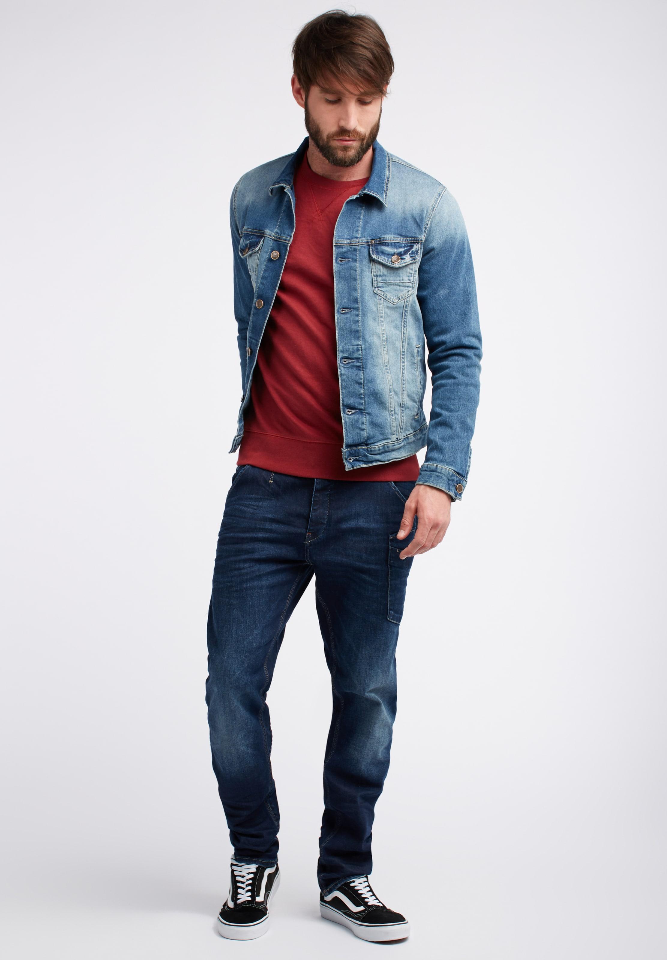 En Petrol Industries Sweat Rouge shirt tQrhdCBsx