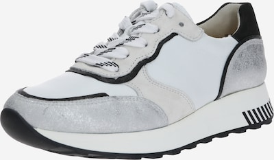 Paul Green Sneaker in silber / weiß, Produktansicht