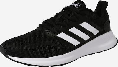 ADIDAS PERFORMANCE Laufschuh 'Runfalcon' in schwarz / weiß, Produktansicht