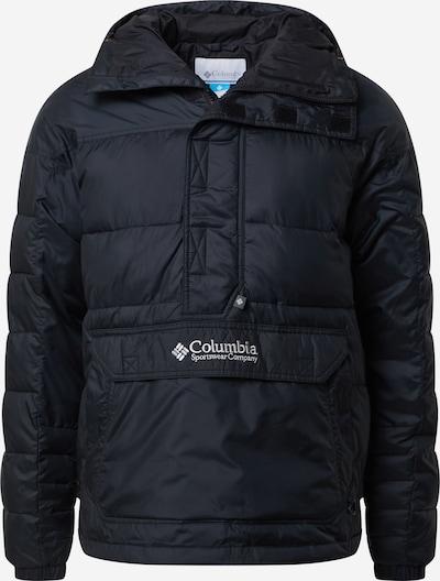 COLUMBIA Veste d'hiver en noir, Vue avec produit