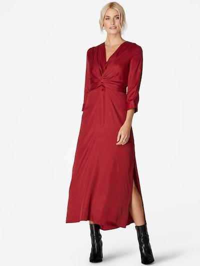 LeGer by Lena Gercke Kleid 'Victoria' in bordeaux, Modelansicht