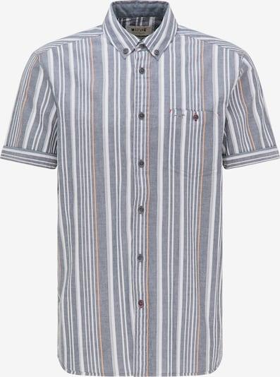 MUSTANG Hemd in weiß, Produktansicht