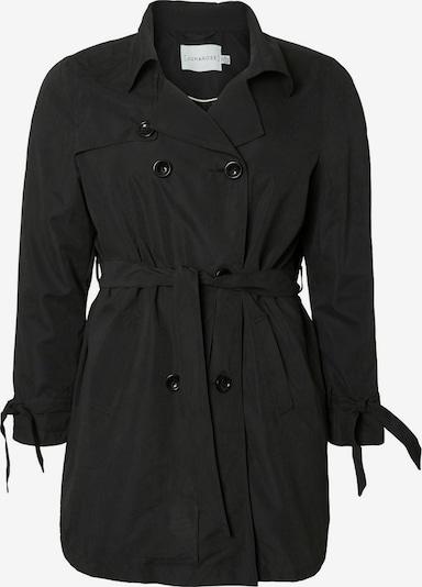 Junarose Přechodný kabát - černá, Produkt