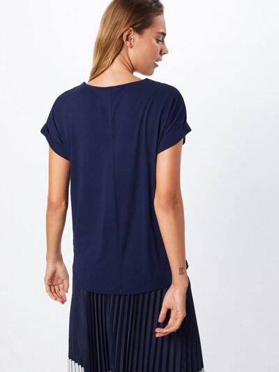 Marškinėliai 'Deike' iš ABOUT YOU , spalva - tamsiai mėlyna: Vaizdas iš galinės pusės