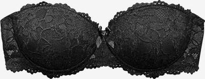 Sutien VIVANCE pe negru, Vizualizare produs