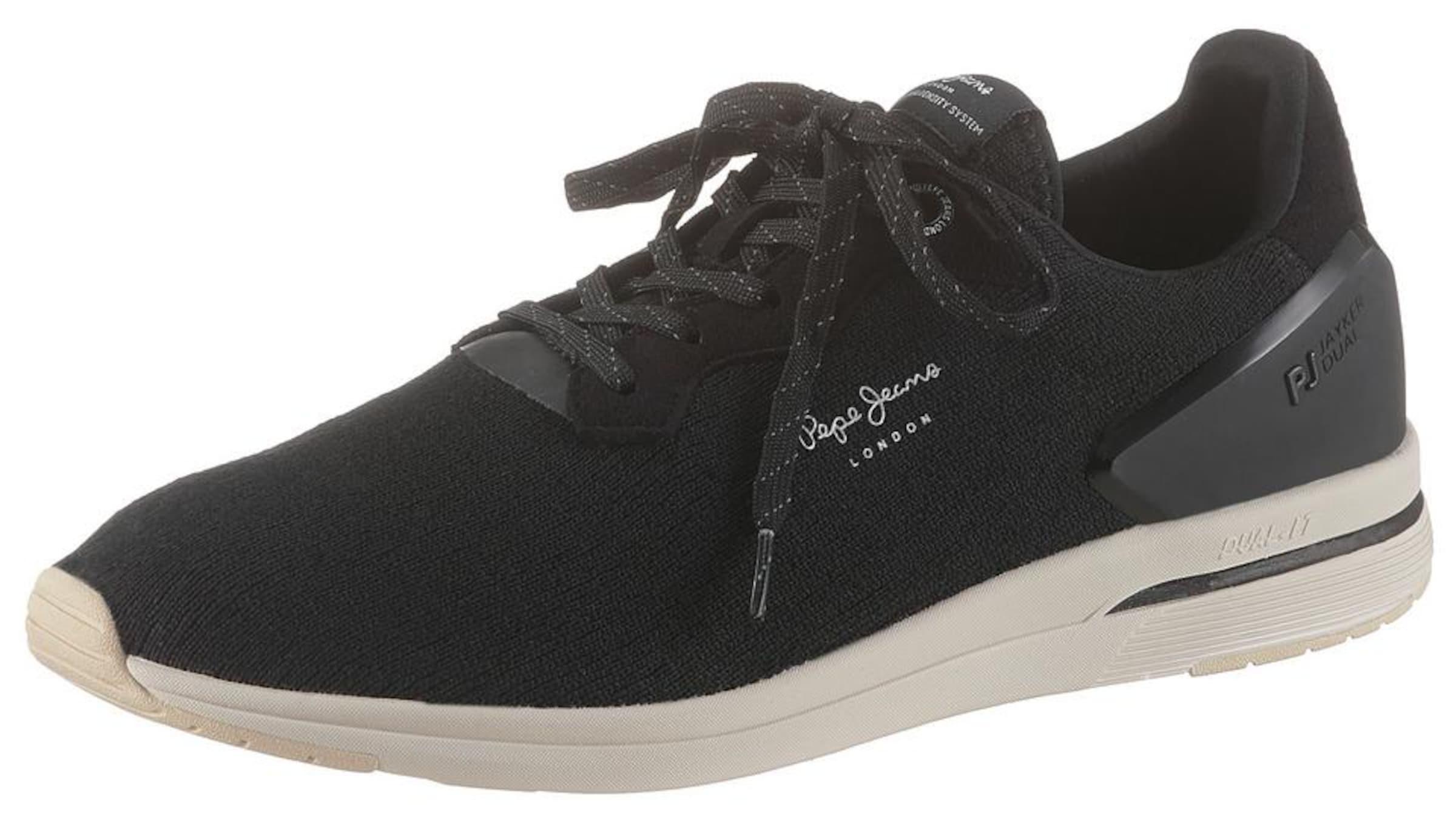 Schwarz 'jayker' Pepe Sneaker In Jeans RjL4c35SAq