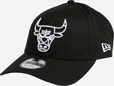 NEW ERA Cap 'NBA LEAGUE ESSENTIAL 9FORTY' in schwarz, Produktansicht