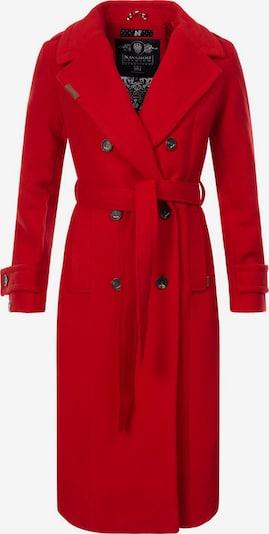 NAVAHOO Wintermantel 'Arnaa' in rot, Produktansicht