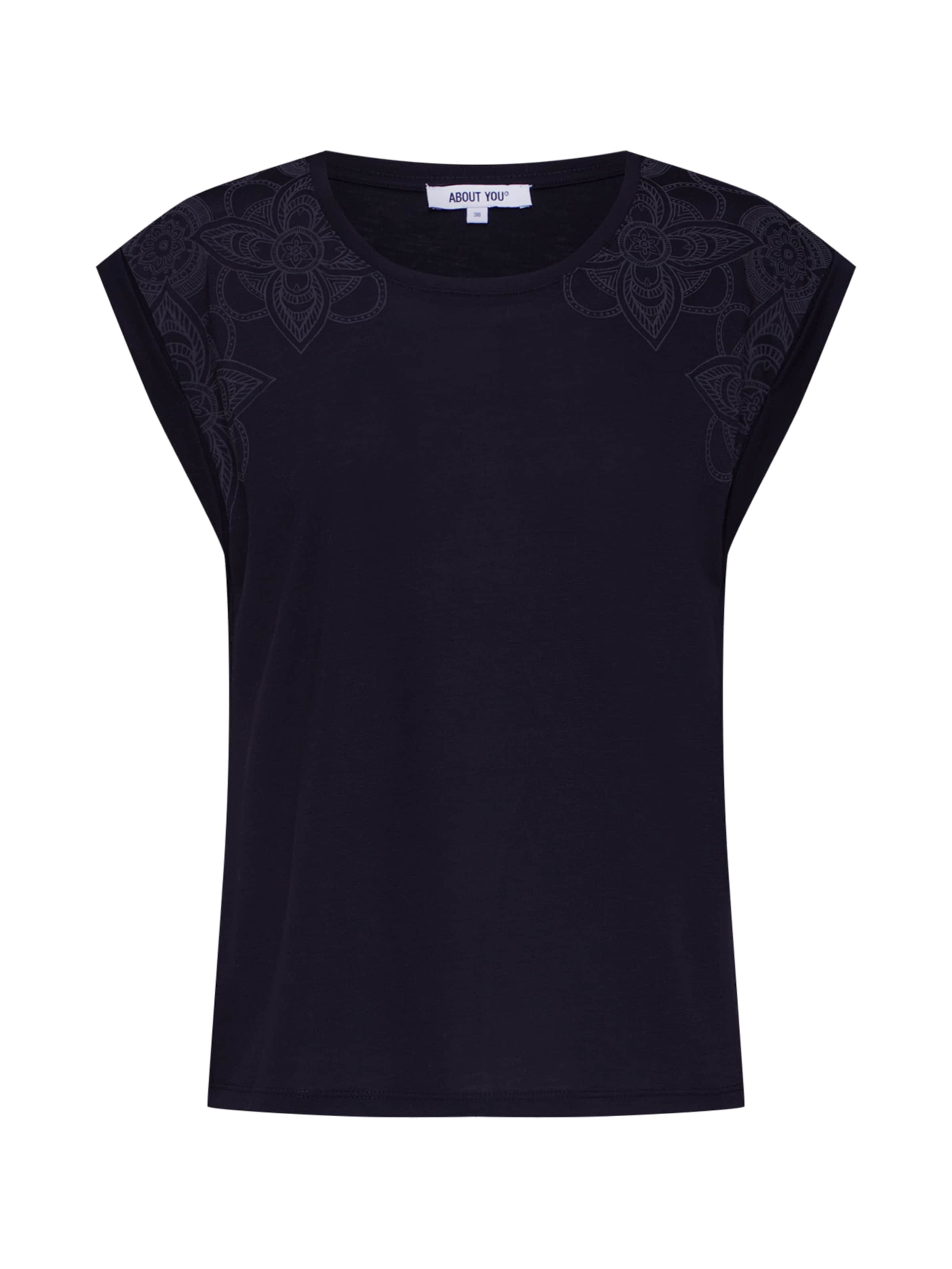 You Shirt In Schwarz 'luisa' About iuPZkX