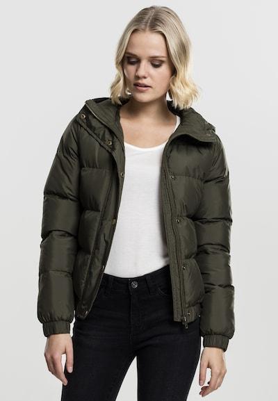 Urban Classics Jacket in khaki: Frontalansicht