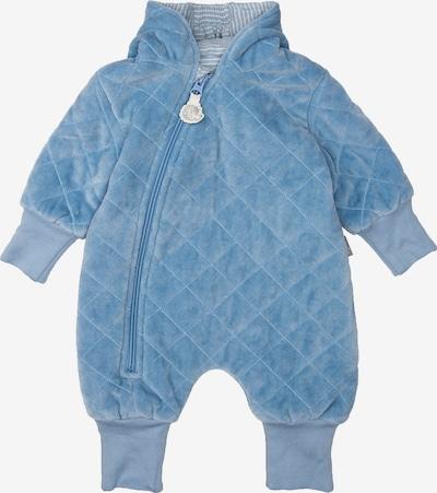 SIGIKID Baby Overall für Jungen in blau, Produktansicht