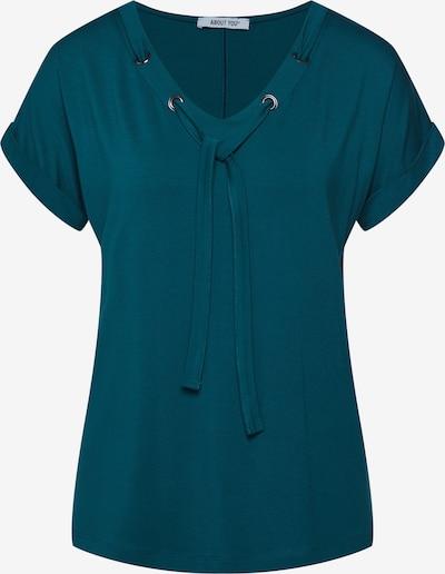 ABOUT YOU Koszulka 'Deike' w kolorze zielonym, Podgląd produktu