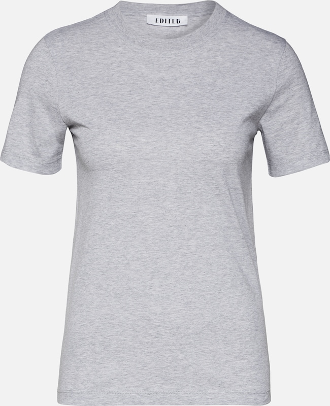 Chiné T En shirt Edited Gris 'leila' gvIbf7Y6y