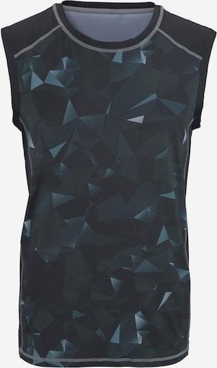 BUFFALO Muscleshirt in schwarz, Produktansicht