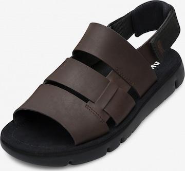Sandales ' Oruga ' CAMPER en marron