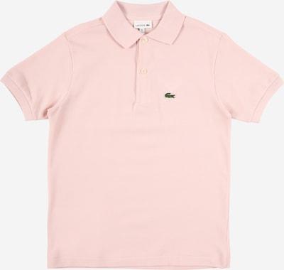 Marškinėliai iš LACOSTE , spalva - rožių spalva, Prekių apžvalga