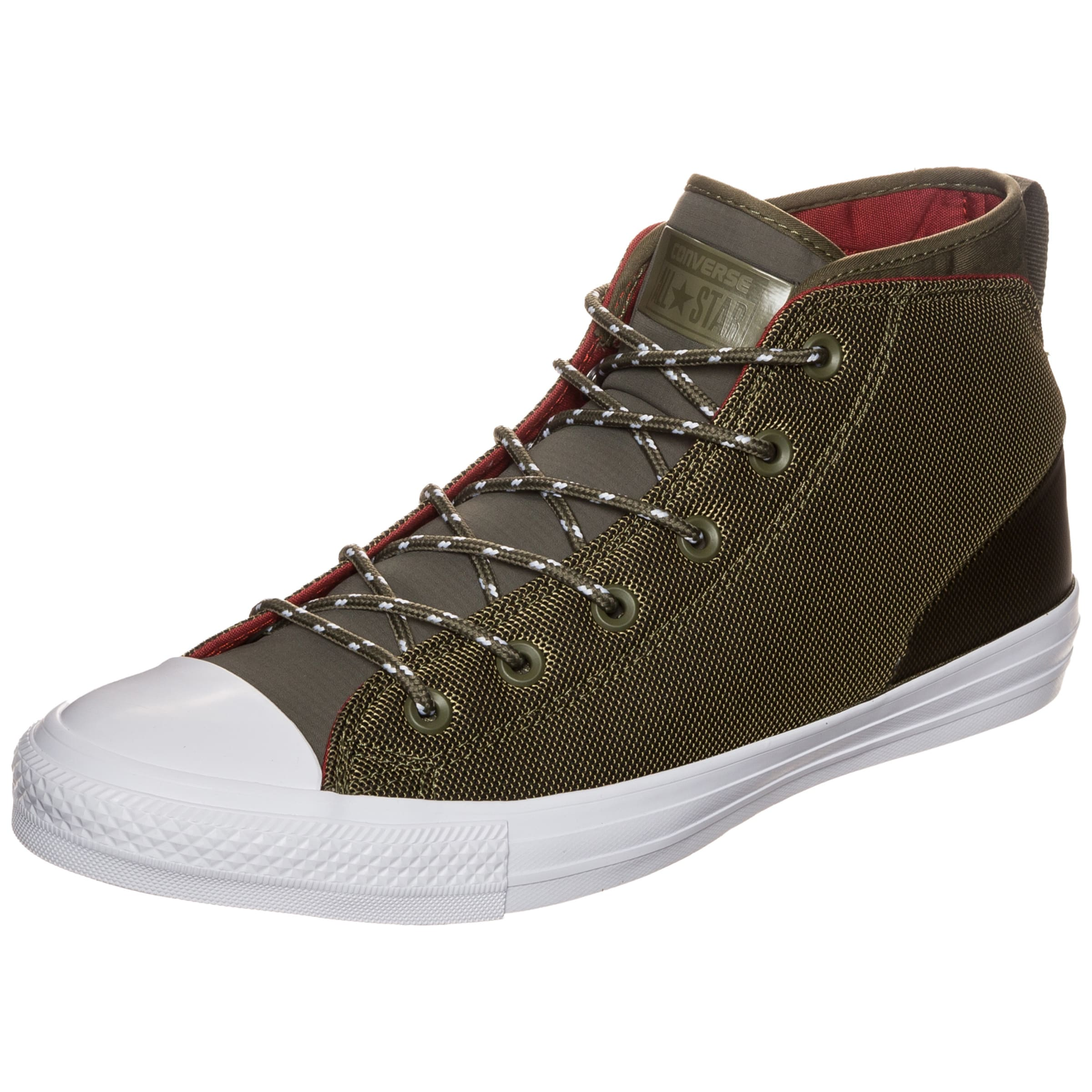 CONVERSE  Chuck Taylor All Star Syde Street Mid  Sneaker