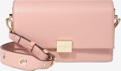 Seidenfelt Manufaktur Schoudertas 'Osby' in de kleur Rosa, Productweergave
