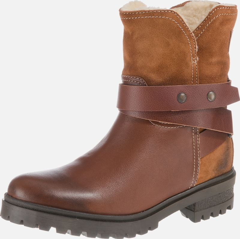 Tommy Jeans Boots in cognac, Produktansicht