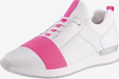 GABOR Sneaker in pink / weiß, Produktansicht