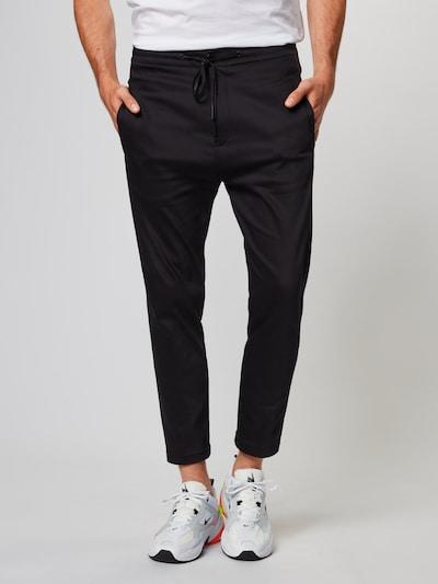DRYKORN Hose 'JEGER' in schwarz, Modelansicht