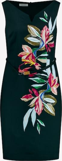 GERRY WEBER Kleid Gewebe Kleid mit Blütenranke in mischfarben, Produktansicht
