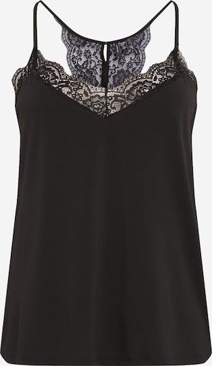 Vero Moda Curve Top 'Ana' in de kleur Zwart, Productweergave
