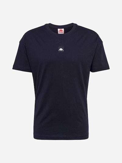 KAPPA Shirt 'GELLEG' in schwarz, Produktansicht