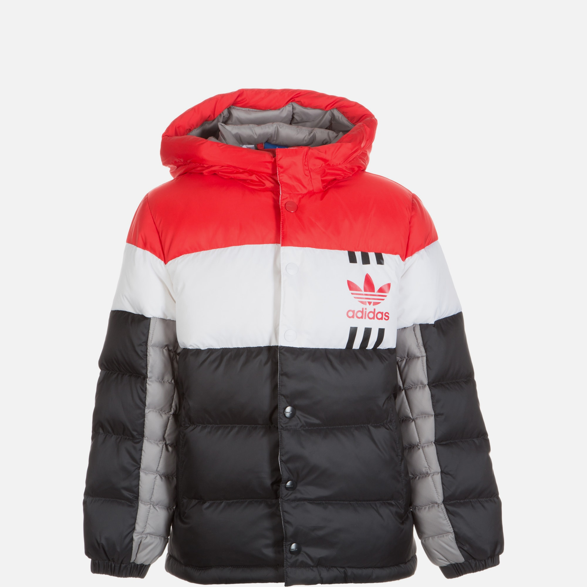 ADIDAS ORIGINALS ID-96 Winterjacke in rot | ABOUT YOU