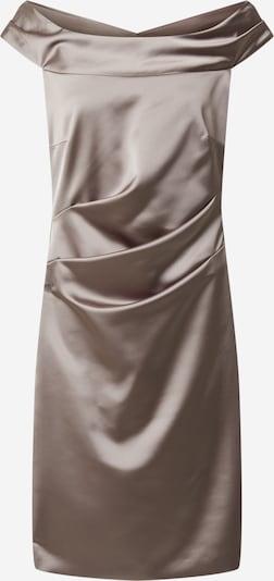 Vera Mont Večerné šaty - tmavošedá: Pohľad spredu