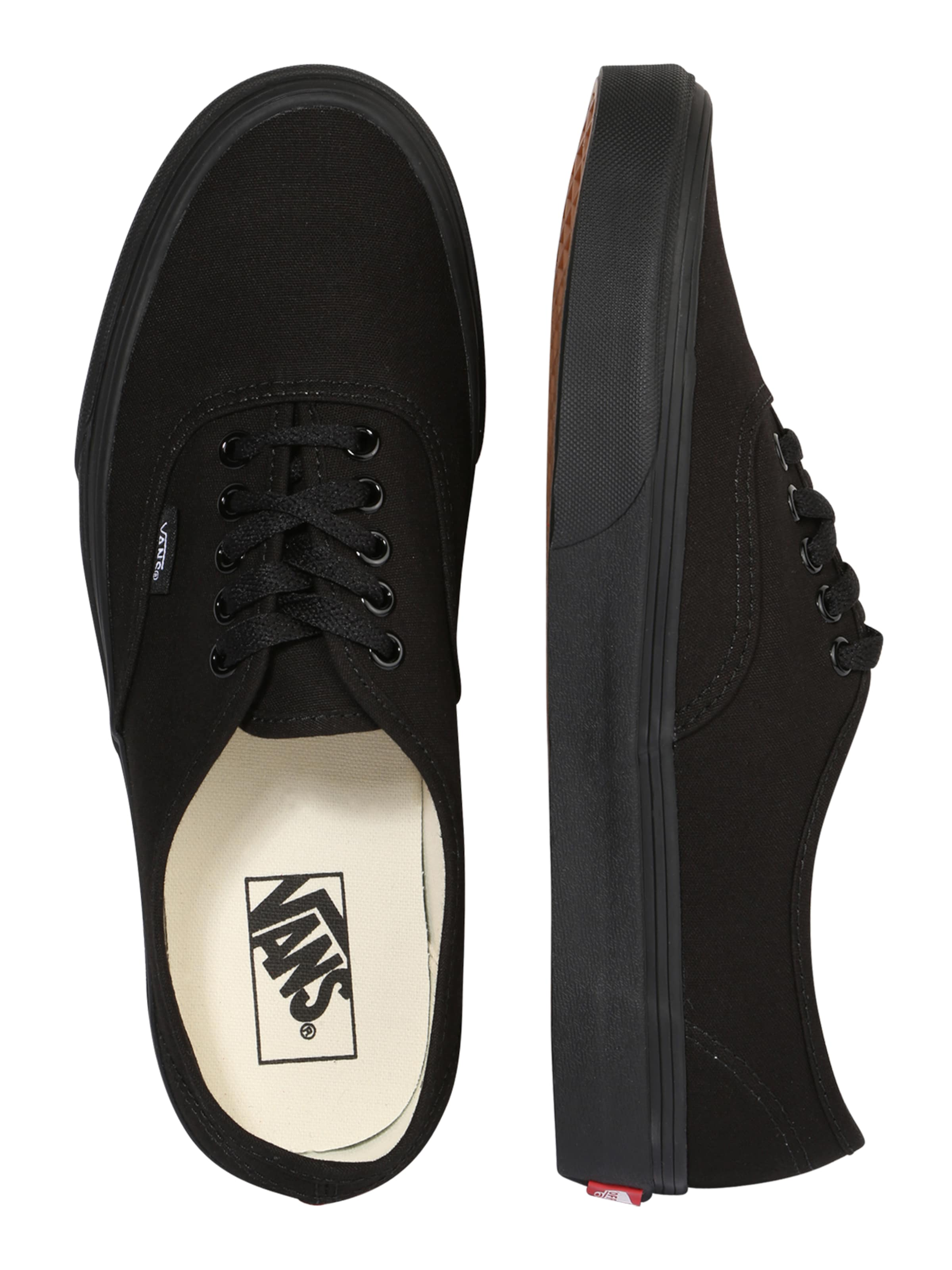 In 'authentic' Schwarz Sneaker Vans Vans CorxedB