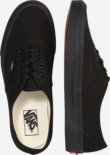 VANS Sneaker 'Authentic' in schwarz: Seitenansicht