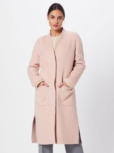 LAUREL Mantel in rosé, Modelansicht