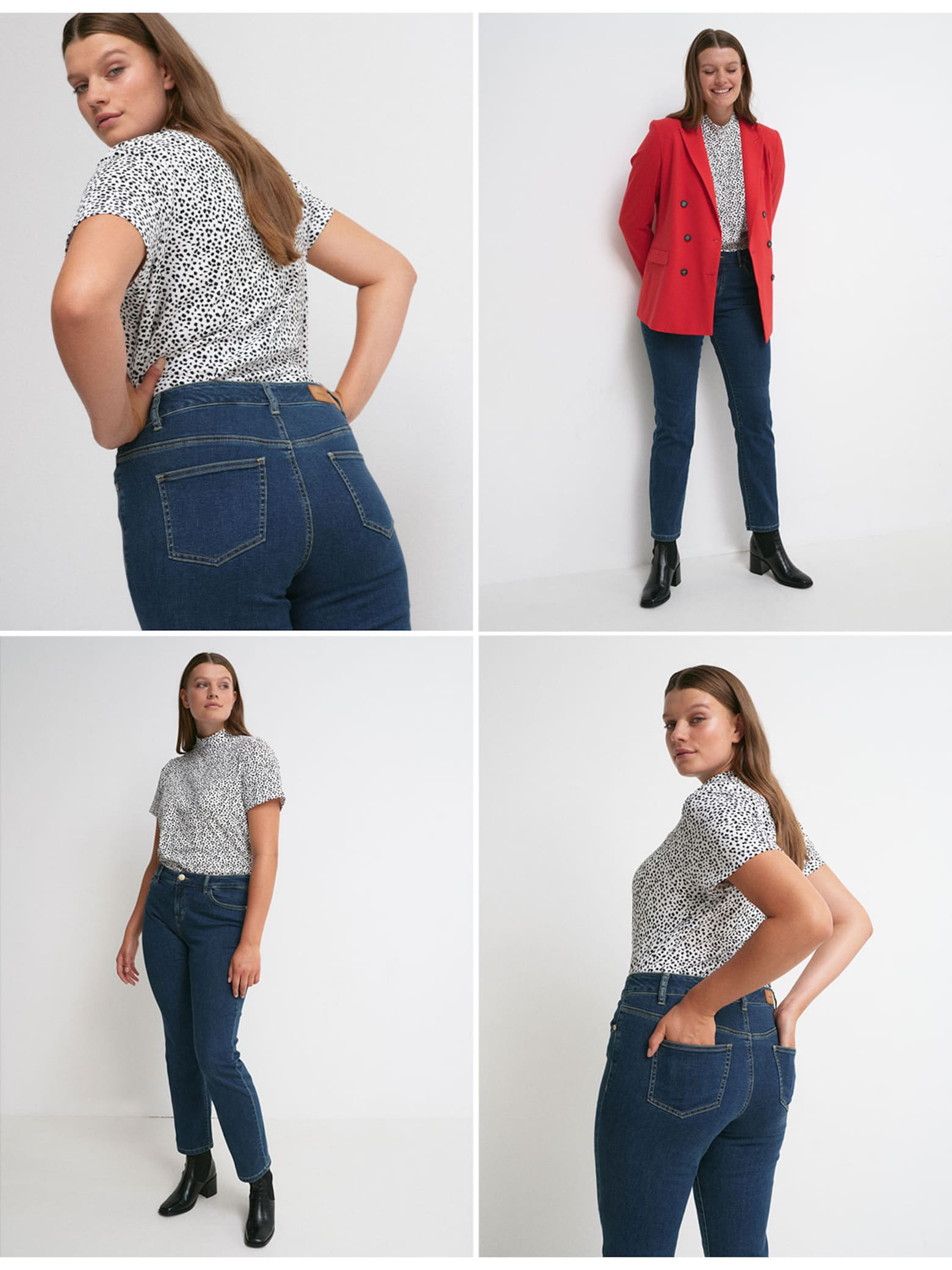 Bodytype: Curvy Top 3 Jeans-Fits