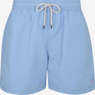 POLO RALPH LAUREN Maillot de bain 'TRAVELER-SWIM' en bleu clair, Vue avec produit