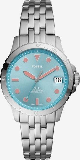 FOSSIL Fossil Quarzuhr »FB - 01, ES4742« in blau / silber, Produktansicht