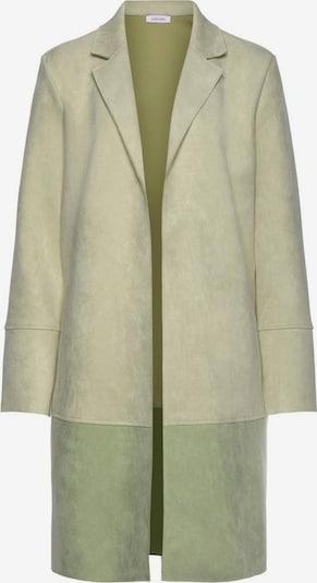 LASCANA Mantel in grün, Produktansicht