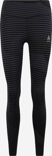 ODLO Sportleggings in schwarz, Produktansicht