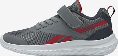 REEBOK Sportschoen in de kleur Grijs / Rood, Productweergave