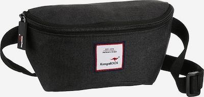 KangaROOS Gürteltasche in schwarz, Produktansicht