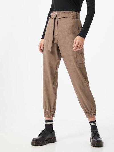 iBlues Hose 'Pargolo' in camel / schwarz, Modelansicht