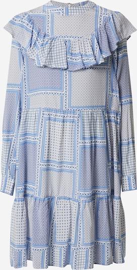 By Malina Kleid 'Malva' in blau / weiß, Produktansicht
