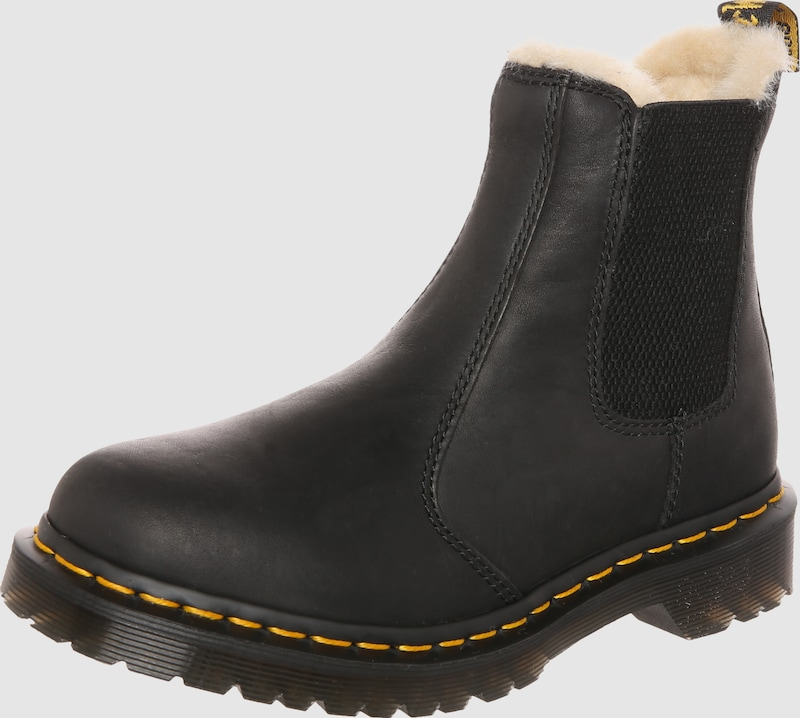 dr martens chelsea boot 39 leonore ii 39 in schwarz about you. Black Bedroom Furniture Sets. Home Design Ideas