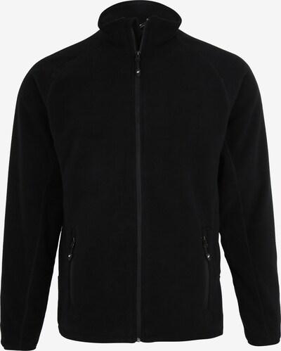 Whistler Fleecejacke 'Peacehaven' in schwarz, Produktansicht