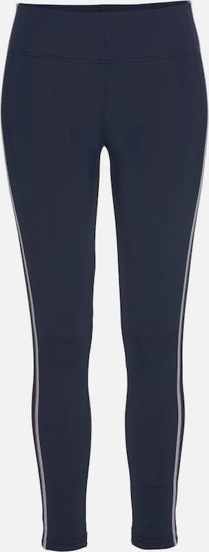 ACTIVE BY LASCANA Leggings 'Hot And Cold' in marine / weiß, Produktansicht