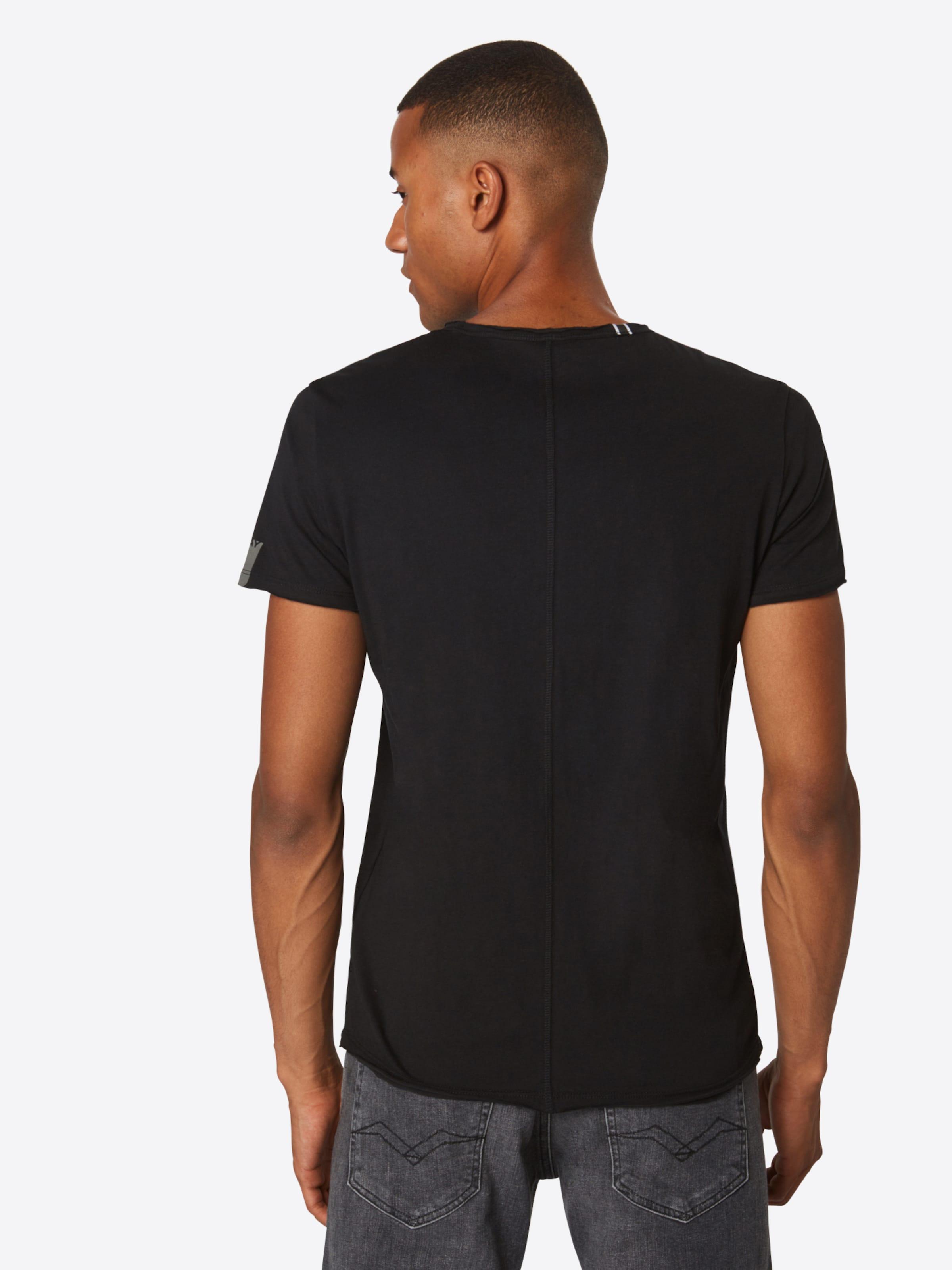 T Replay T Noir Replay En shirt J3K1lcTF